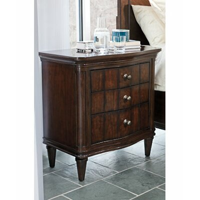 Stanley Furniture Avalon Heights 3 Drawer Bachelor's Chest