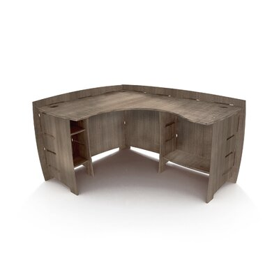 Legare Furniture Driftwood Computer Desk