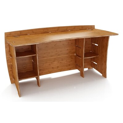 Legare Furniture Sustainable Series Straight Computer Desk