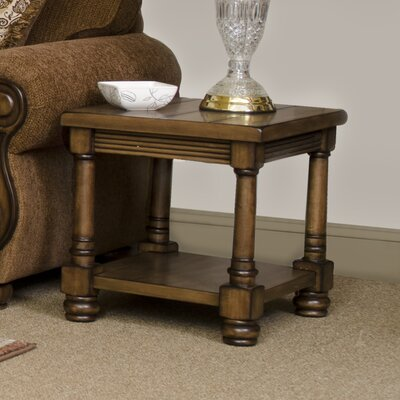 Serta Upholstery End Table