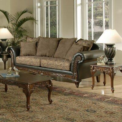 Serta Upholstery Ronalynn Rayon Chaise Lounge