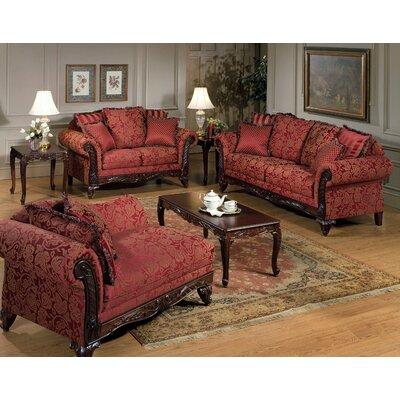 Astoria Grand Serta Upholstery Belmond Living Ro..