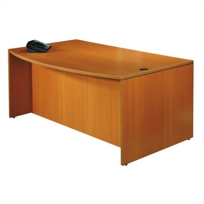 Offices To Go Superior Laminate Bow Front..