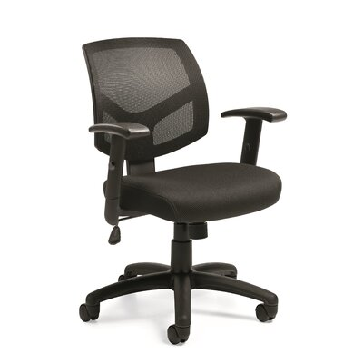 Offices To Go Mid-Back Mesh Desk Chair