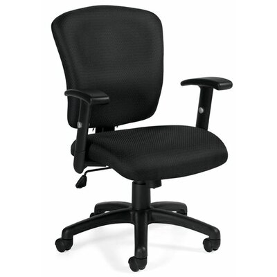 Offices To Go Mid-Back Multi-Function Office Chair
