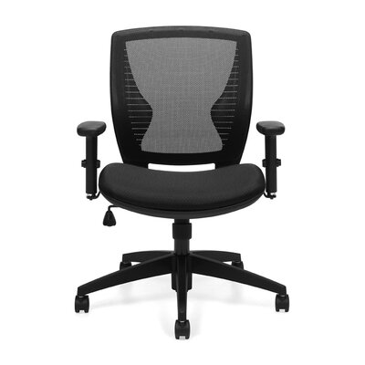 Offices To Go Mid-Back  Mesh Tilter Chair..