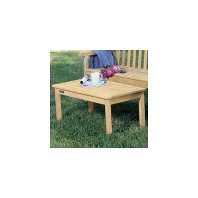Oxford Garden Rectangle Coffee Table