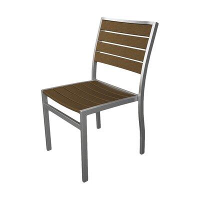 Polywood Euro Dining Side Chair Reviews Wayfair
