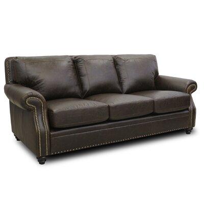 Luke Leather Mason Leather Sofa