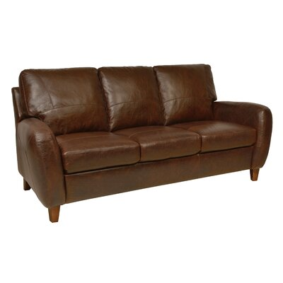 Luke Leather Jennifer Leather Sofa