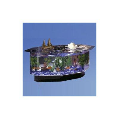 Midwest Tropical Fountain Aqua Coffee Table Aquarium Tank Reviews Wayfair