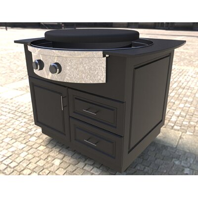 Evo Outdoor Grills Affinity Kitchen Island