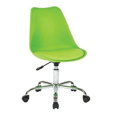Ave Six Emerson Adjustable Mid-Back Task Chair