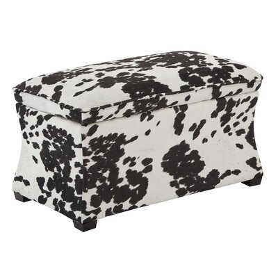 Ave Six Udder Madness Hourglass Storage Ottoman Image