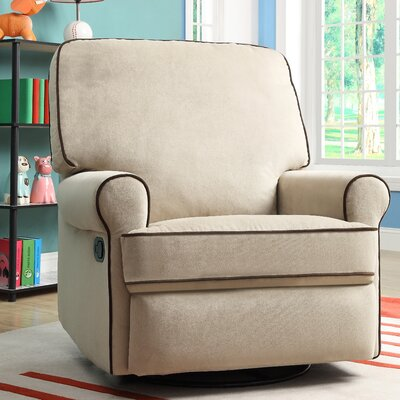 Wildon Home ® Birch Hill Swivel Reclining Glider