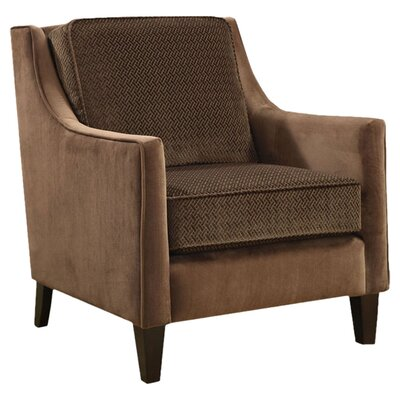 Wildon Home ® Contrasting Velvet Chair