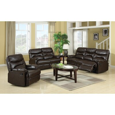 Wildon Home ® Geneva Living Room Collection