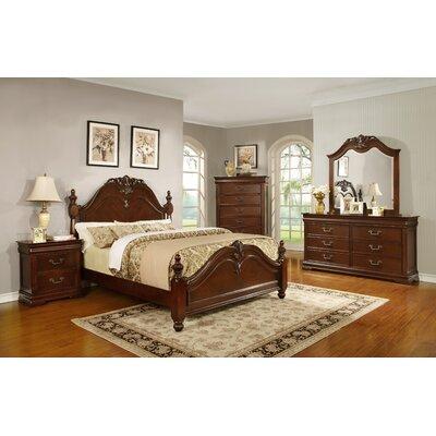 Wildon Home ® Celine King Panel Customiz..