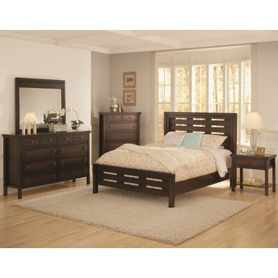 Wildon Home ® Hudson Valley Panel Customizable Bedroom Set