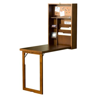 Wildon Home ® Alpine Fold-Out Convertible Writing Desk Image