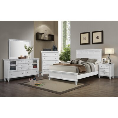 Wildon Home ® Queen Panel Customizable Bedroom Set