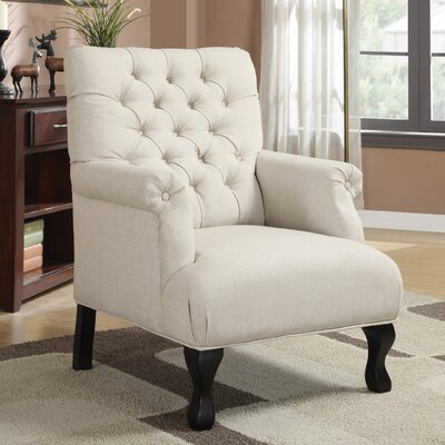 Wildon Home ® Tufted Arm Chair