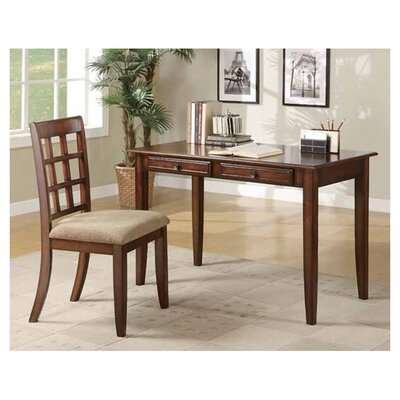 Wildon Home ® Hartland Writing Desk and Chair Set