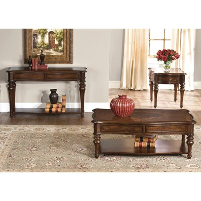 Wildon Home ® Andalusia Occasional Coffee Table Set