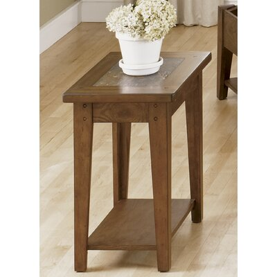 Wildon Home ® Hearthstone II Occasional Chairside Table