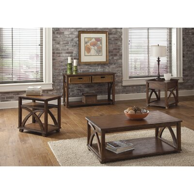 Wildon Home ® Chesapeake Occasional Coffee Table Set