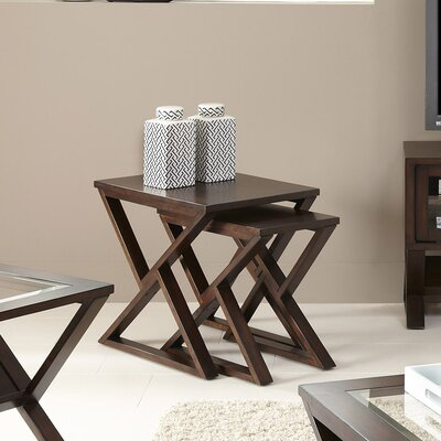Wildon Home ® Madison Occasional 2 Piece Nesting Tables