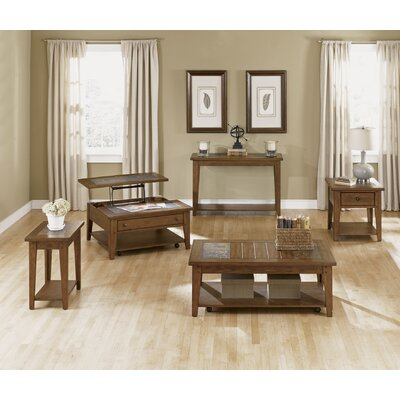 Wildon Home ® Hearthstone II Occasional Coffee Table Set