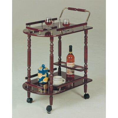 Wildon Home ® Canal Serving Cart
