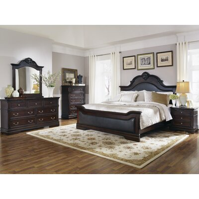 Wildon Home ® Panel Customizable Bedroom Set