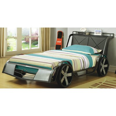 Wildon Home ® Twin Car Bed