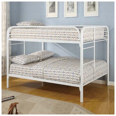 Wildon Home ® Sacramento Full over Full Bunk Bed