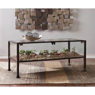 Wildon Home Terrarium Coffee Table Reviews Wayfair