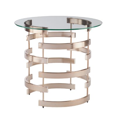 Wildon Home ® Reuss End Table