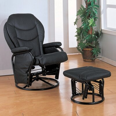 Wildon Home ® Glendale Rocking Glider an..