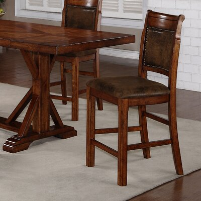 Wildon Home ® Counter Height Extendable Dining Table