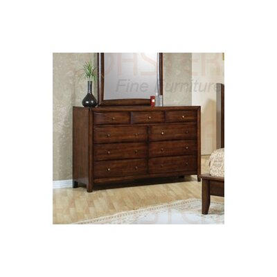 Darby Home Co Triggs 9 Drawer Dresser