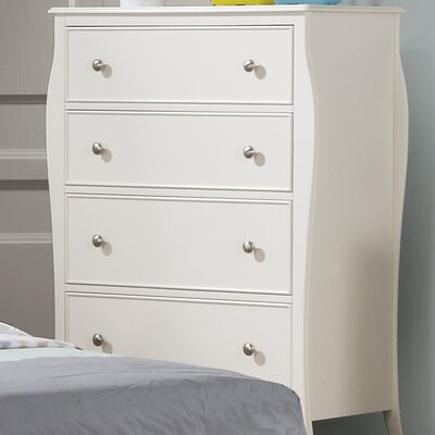 Viv + Rae Chloe 4 Drawer Chest