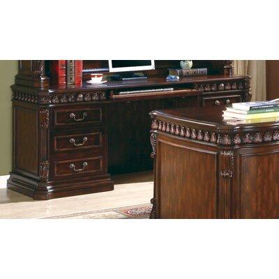 Wildon Home ® Corning Executive Desk