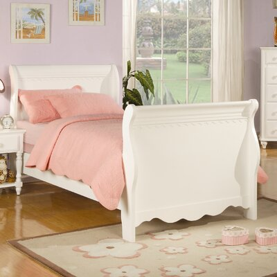 Wildon Home ® Plymouth Youth Sleigh Bed