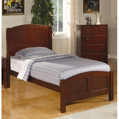 Wildon Home ® Perry Twin Panel Bed