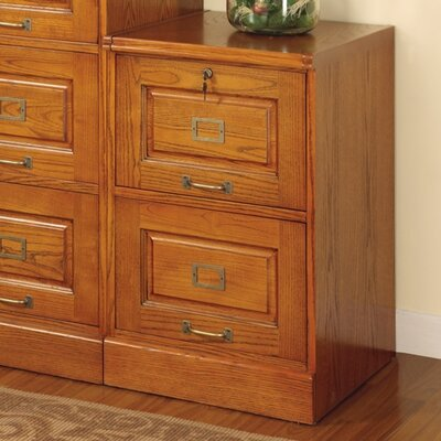 Loon Peak Natazhat 2-Drawer File Cabinet