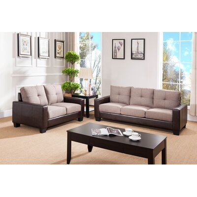 Wildon Home ® Manilla Living Room Collection