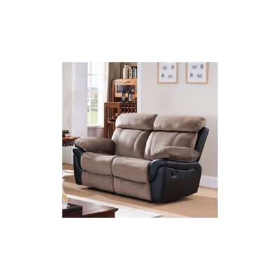Wildon Home ® Reclining Loveseat