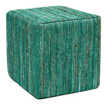 Wildon Home ® Saree Pouf Ottoman