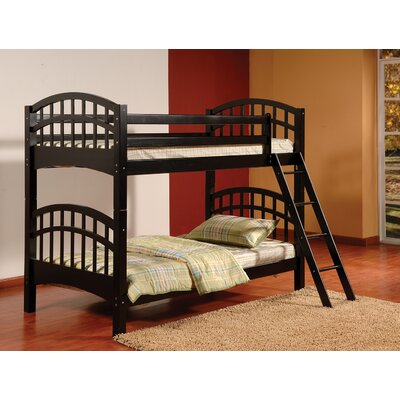 Wildon Home ® Flynn Twin Bunk Bed